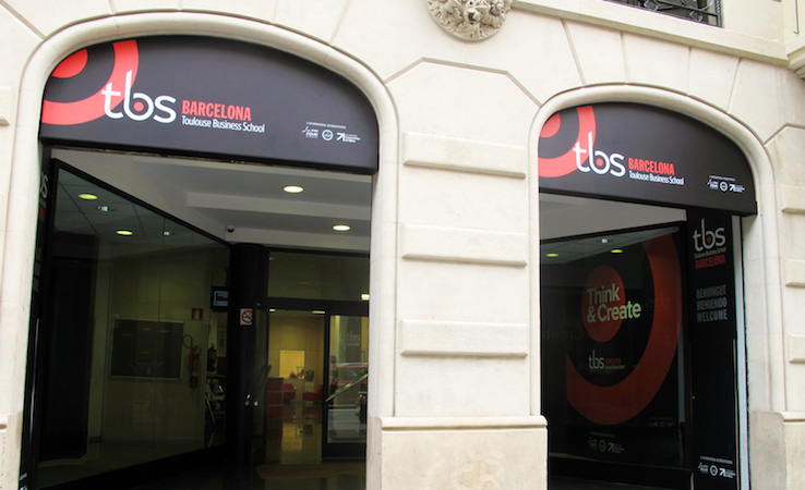 Toulouse Business School – TBS Campus