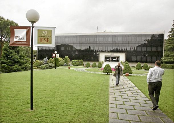 IESE campus