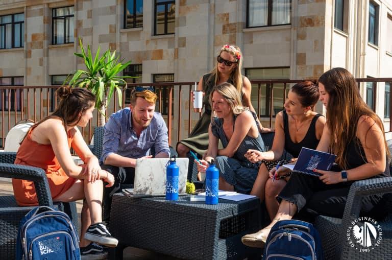 Geneva Business School - campus