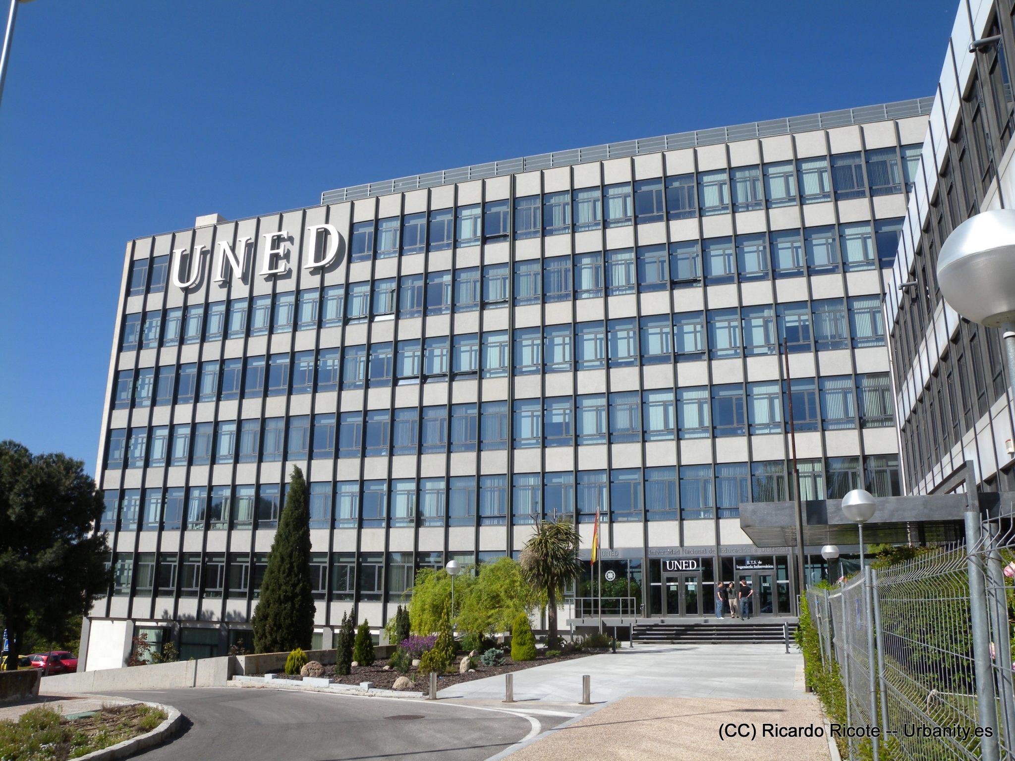 Universidad Nacional de Educación a Distancia – UNED Campus