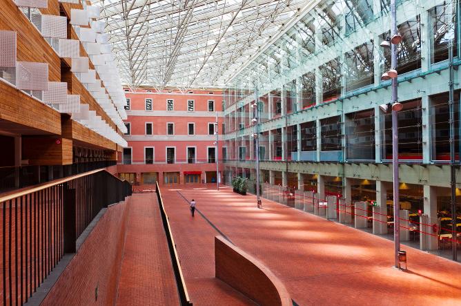 Universitat Pompeu Fabra - UPF Campus