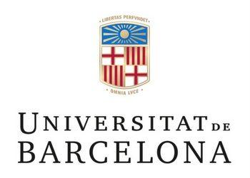 Universitat de Barcelona - UB logo