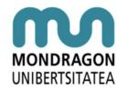 Mondragon University logo