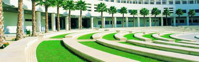 Universitat d'Alacant Campus