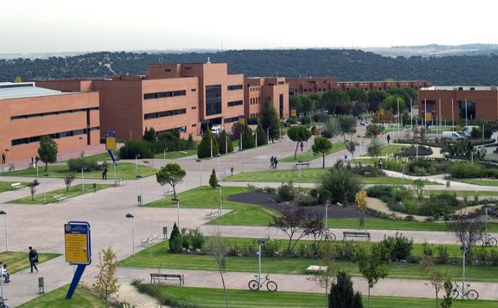 Alfonso X el Sabio University - UAX Campus