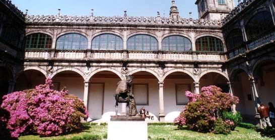 Universidade de Santiago de Compostela - USC Campus