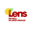 LENS Escuela de Artes Visuales logo