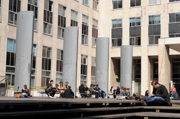 Paris-Dauphine University Campus