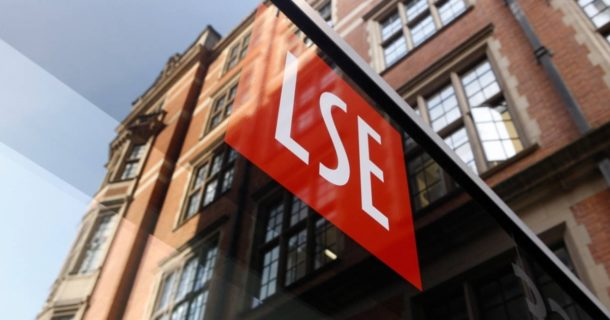 lse campus and logo