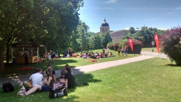 University College of Business in Prague-campus