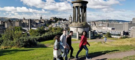 The University of Edinburgh Campus