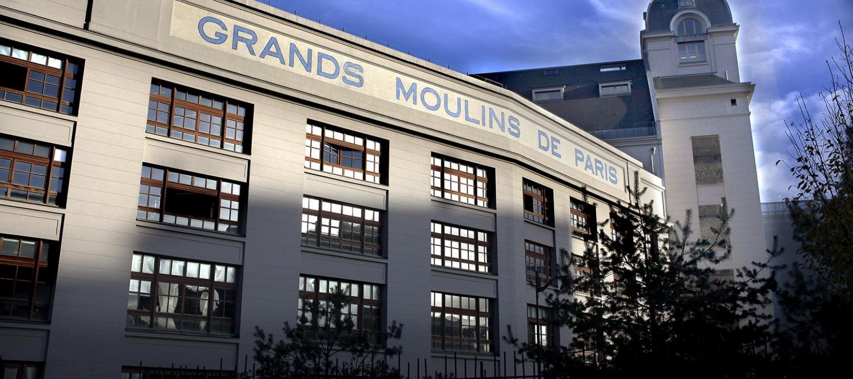 Université Paris Diderot Campus