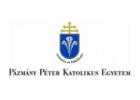 Pázmány Péter Catholic University logo