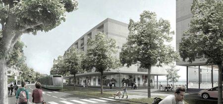 Ecole Polytechnique Fédérale de Lausanne - EPFL Campus