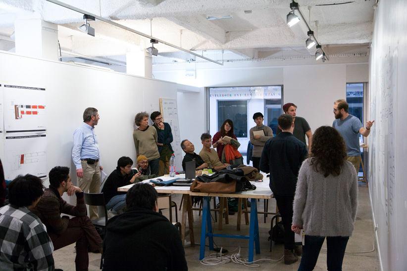 École Nationale Supérieure d'Architecture de Paris-La Villette - ENSAPLV Campus