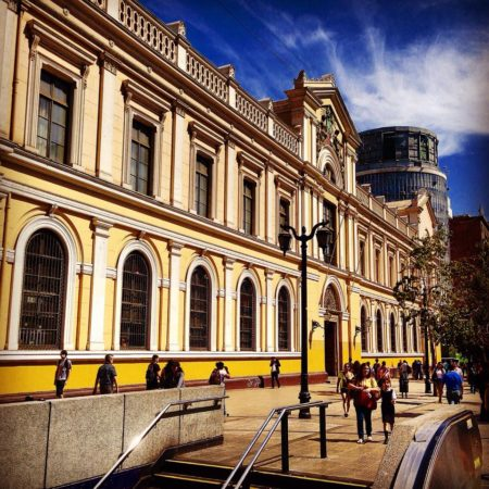 Universidad de Chile - UCHILE Campus