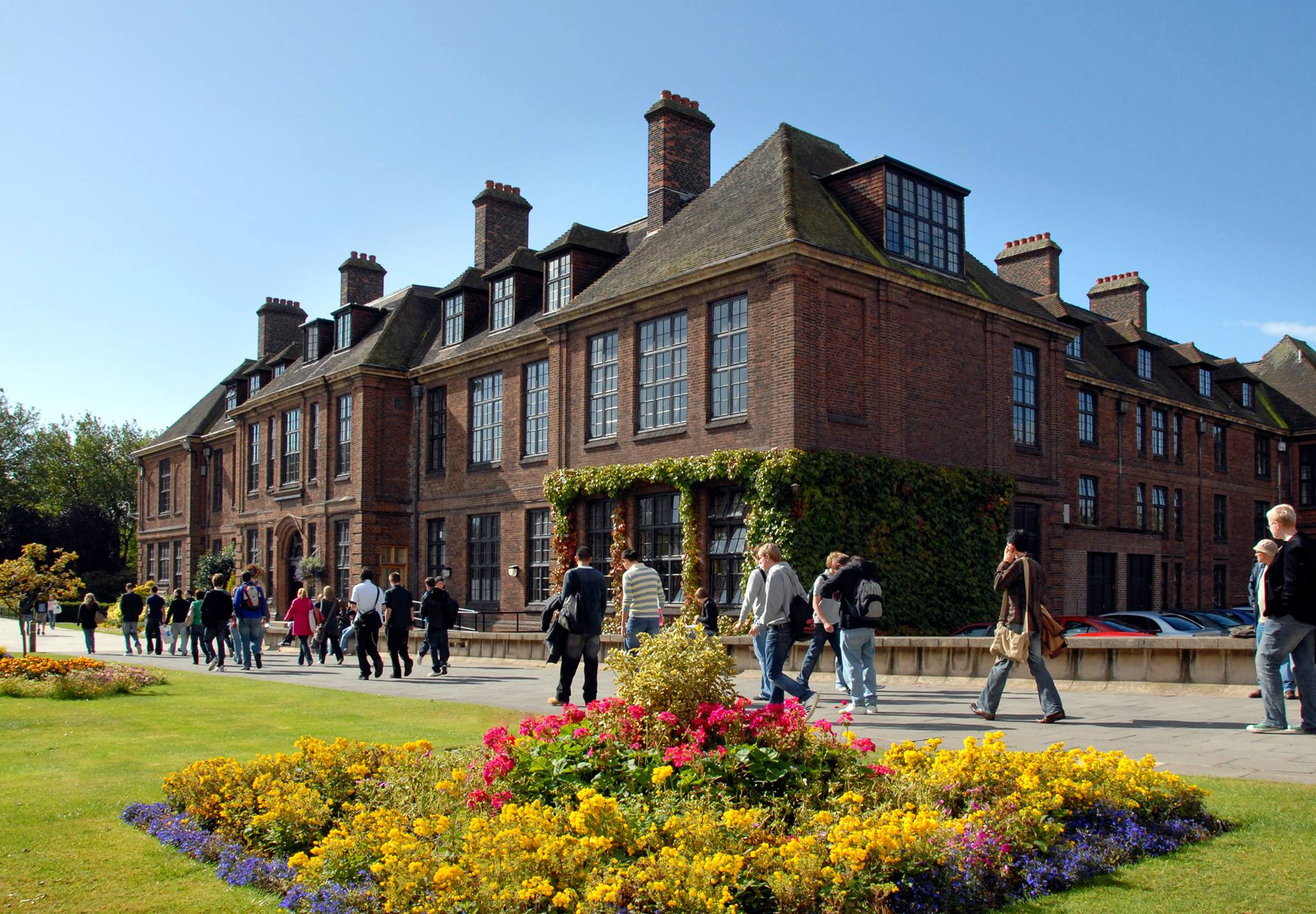 University of Hull Campus