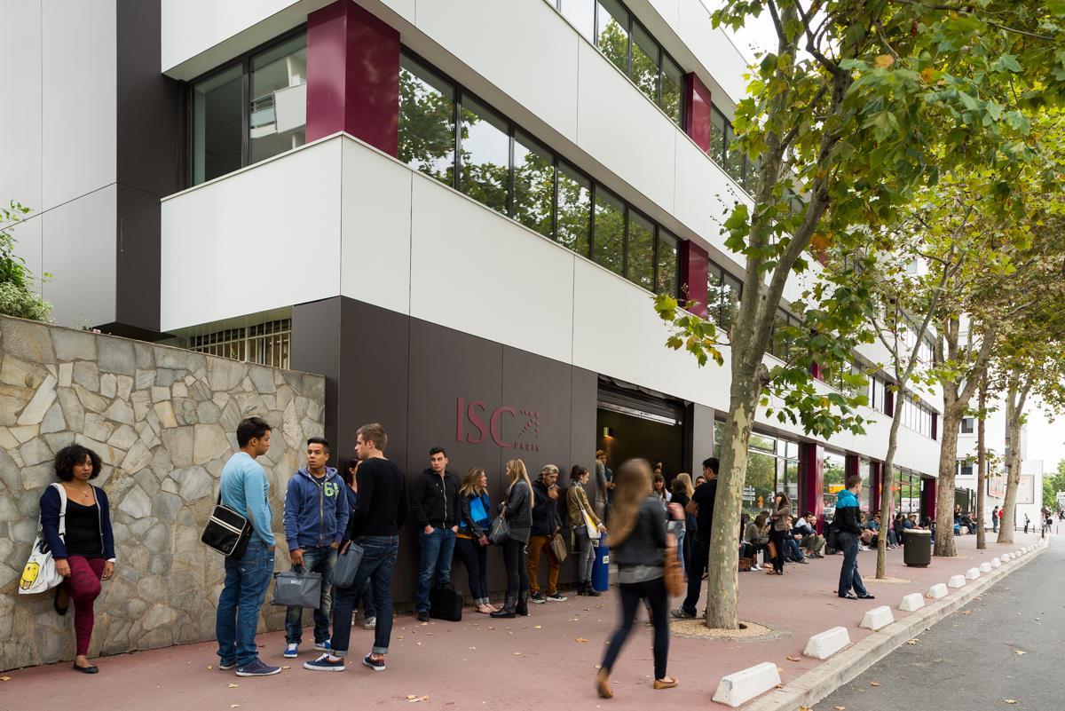 Institut Supérieur du Commerce de Paris Campus