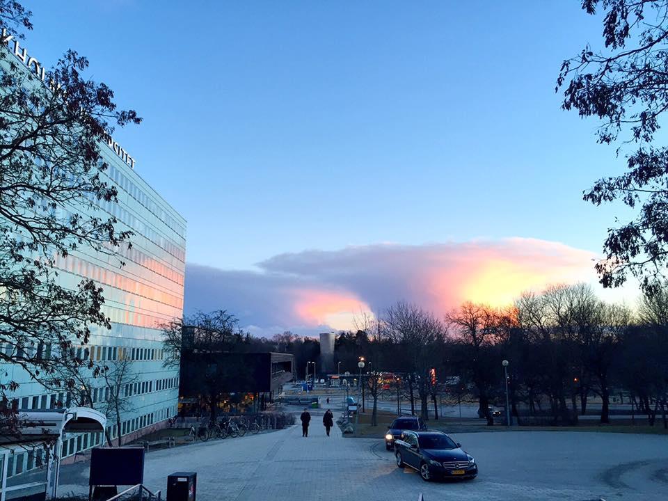 Stockholm University - SU Campus