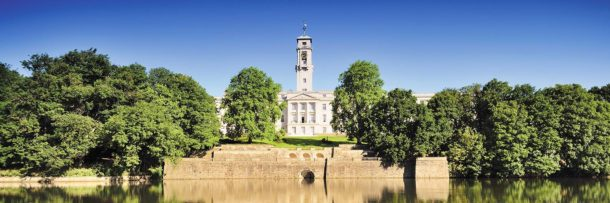 University of Nottingham Campus