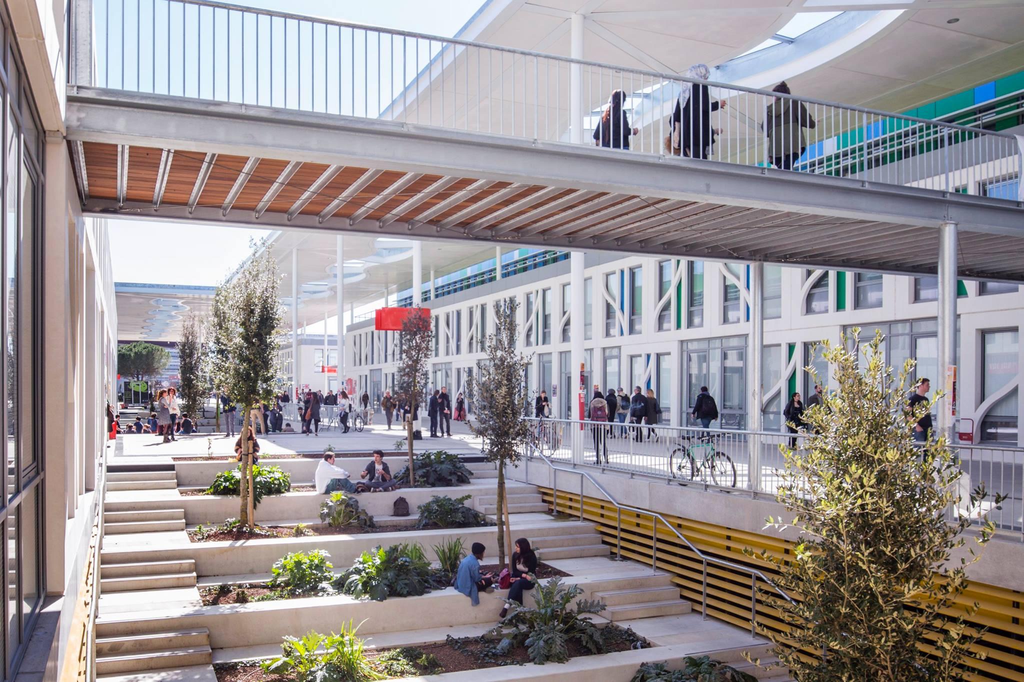 University of Toulouse – Jean Jaurès Campus