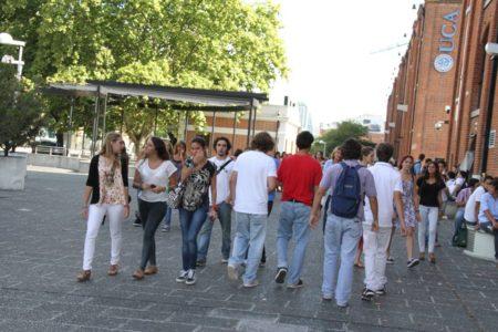 Pontifica Universidad Católica Argentina - UCA Campus