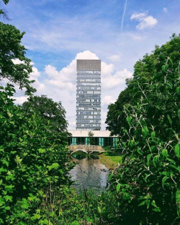 University of Sheffield Campus