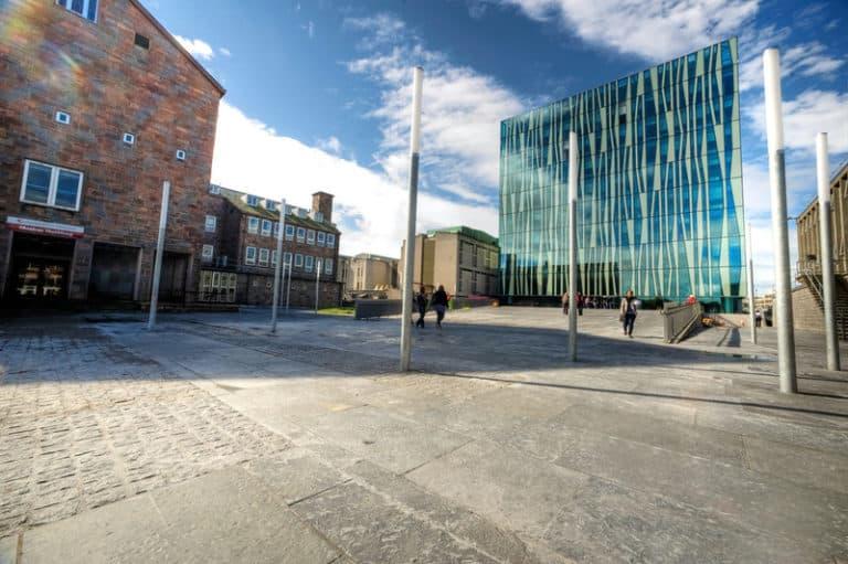 Aberdeen - campus