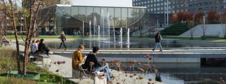 Erasmus University Rotterdam - EUR Campus