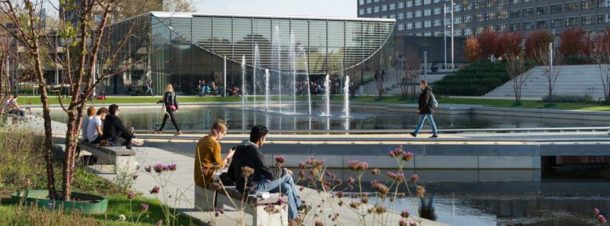 Erasmus University Rotterdam – EUR Campus