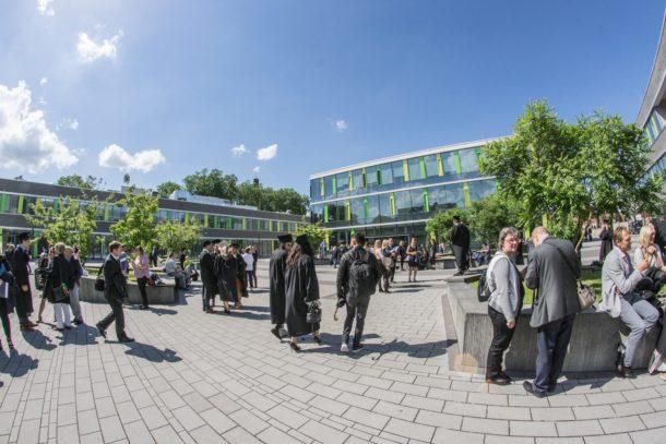 Rhine-Waal University of Applied Sciences – HSRW Campus