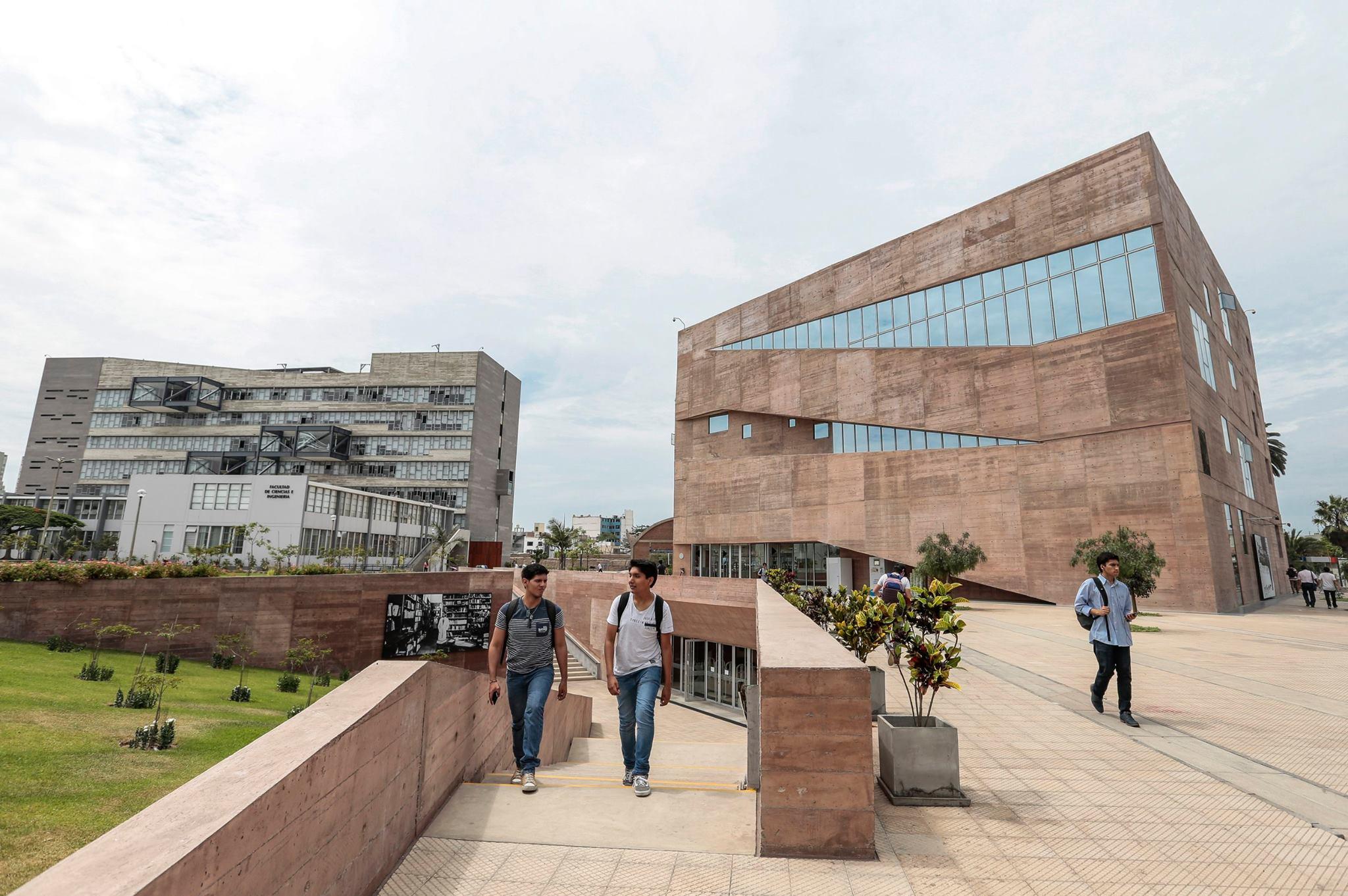 Pontificia Universidad Católica del Perú - PUCP Campus