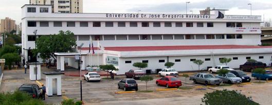 Universidad Dr. José Gregorio Hernández - UJGH Campus