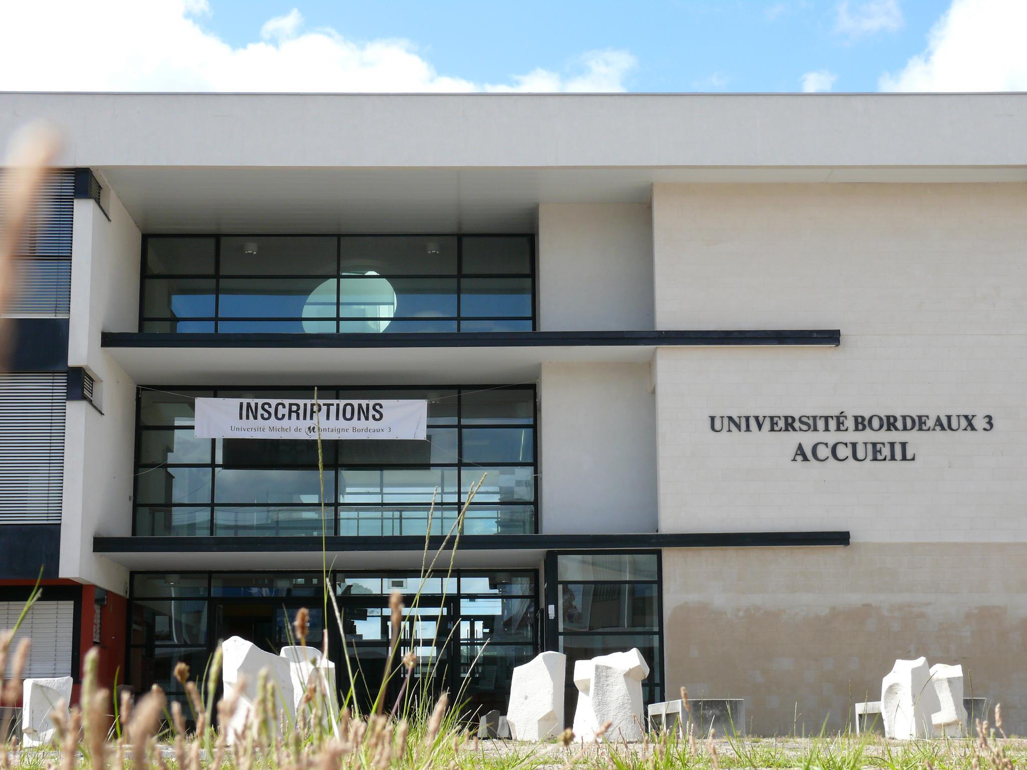 Université Bodeaux Montaigne – UBM Campus