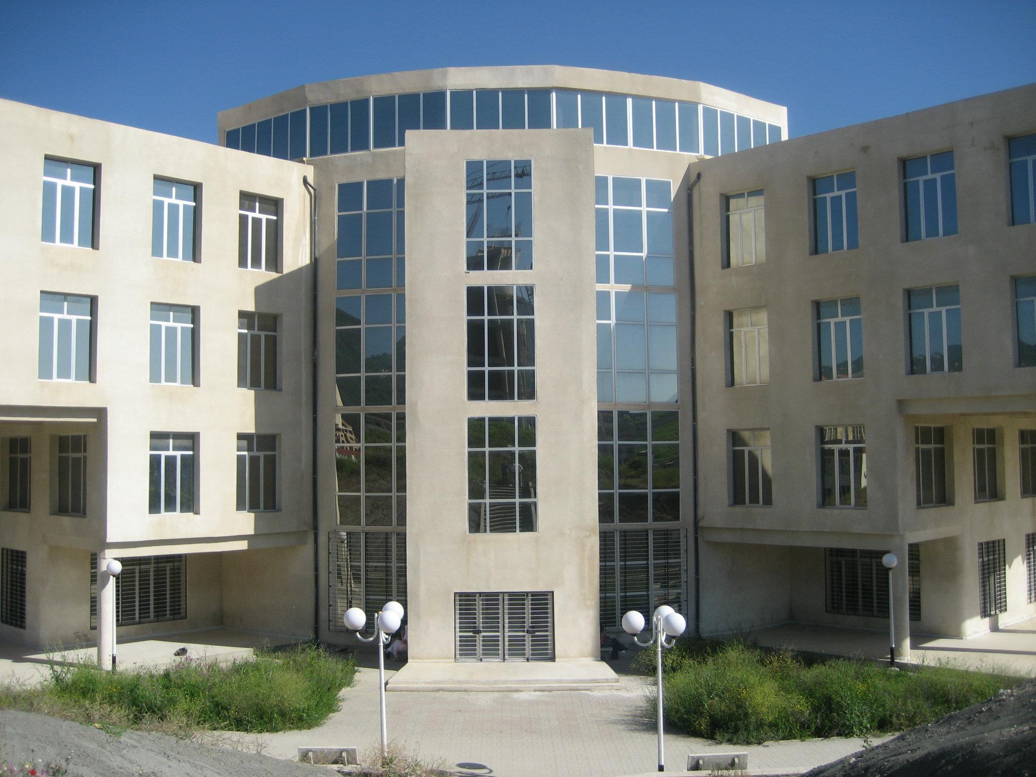 Mouloud Mammeri de Tizi Ouzou University - UMMTO Campus