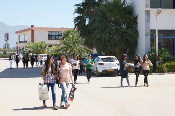 Université de Béjaïa Campus