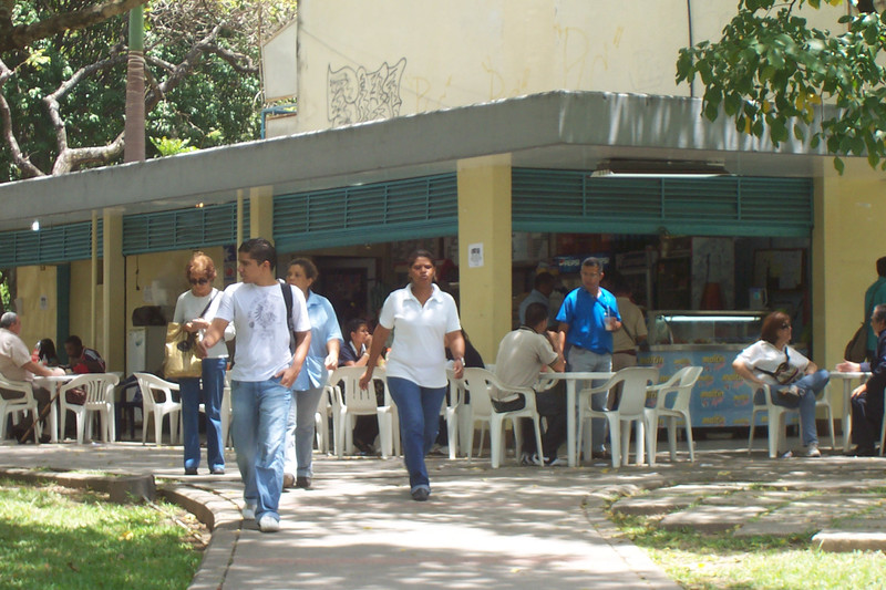Universidad Central de Venezuela – UCV Campus