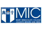 Mary Immaculate College - MIC logo