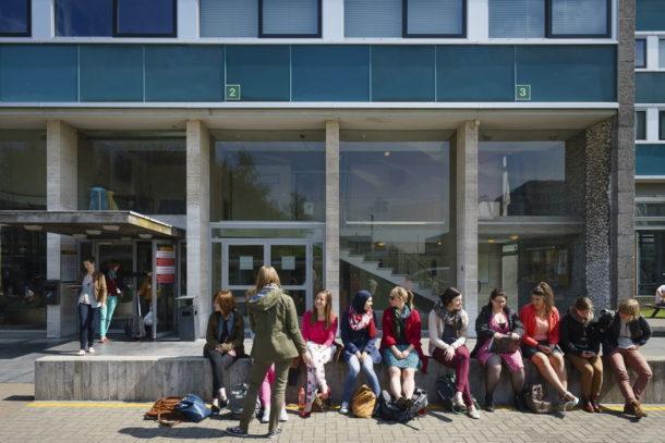 Ghent University-campus