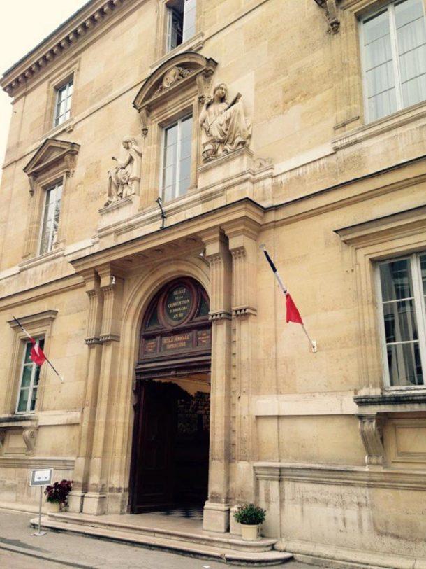 École Normale Supérieure – ENS Campus
