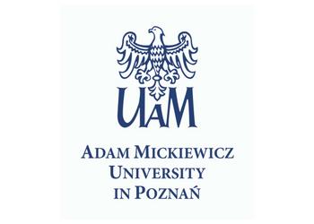 Adam Mickiewicz University in Poznań  - UAM logo
