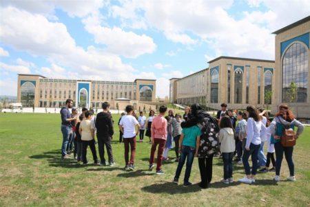Ankara Yildirim Beyazit University Campus