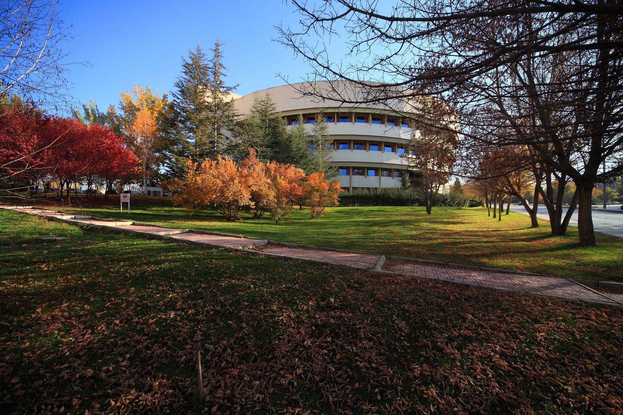 Bilkent University Campus