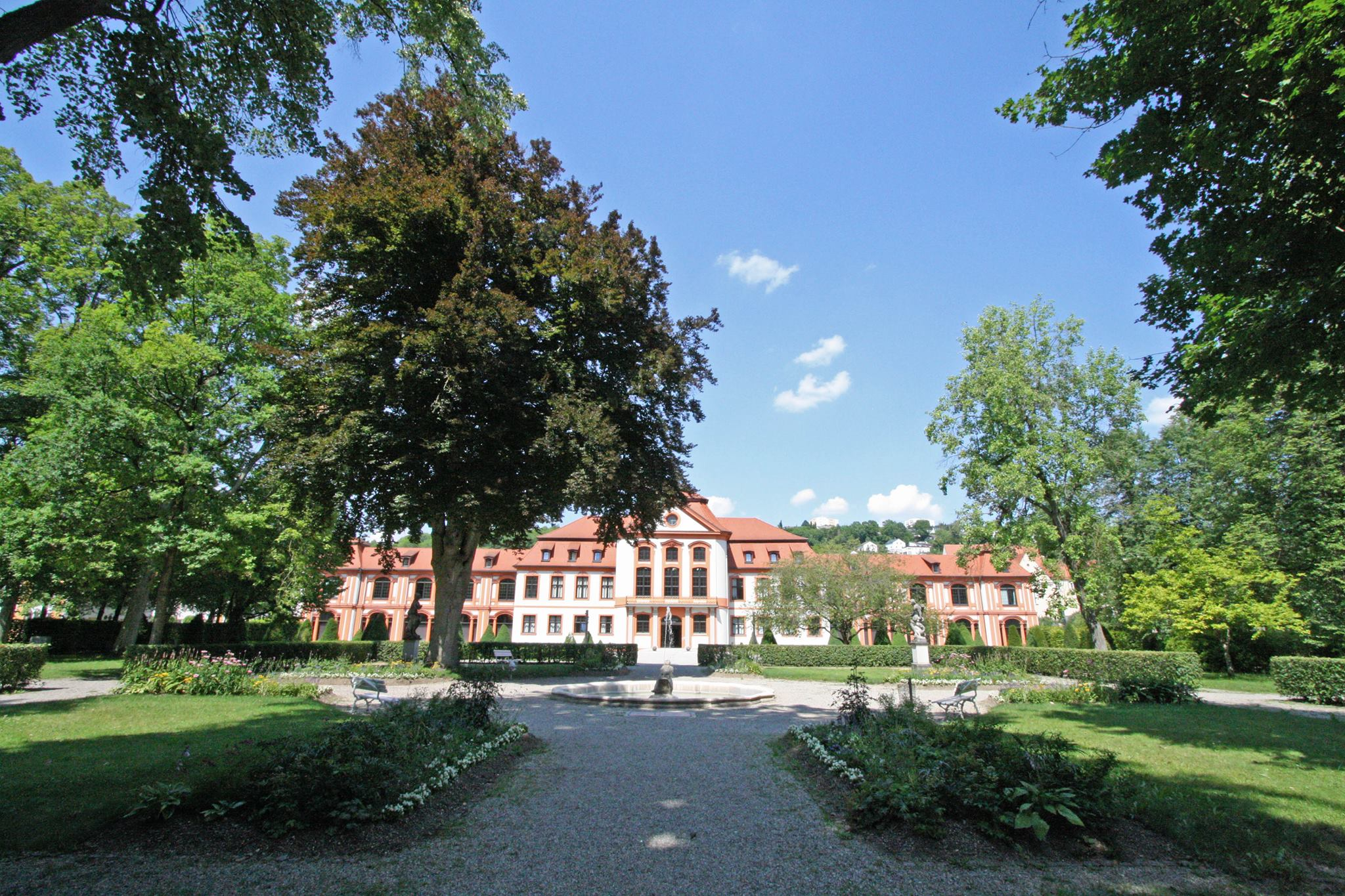 Catholic University Eichstätt-Ingolstadt - KU Campus