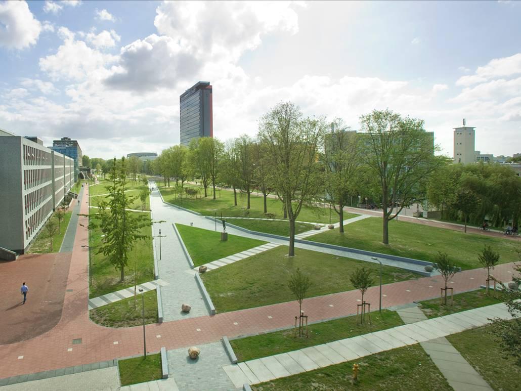 Delft University of Technology – TU Delft Campus