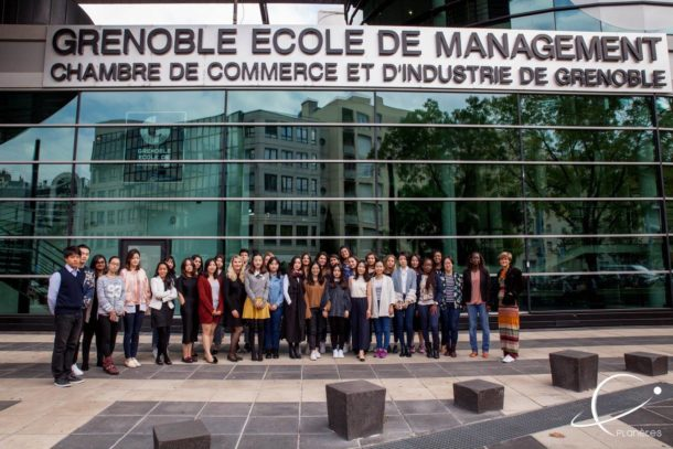 Grenoble school of management exterior