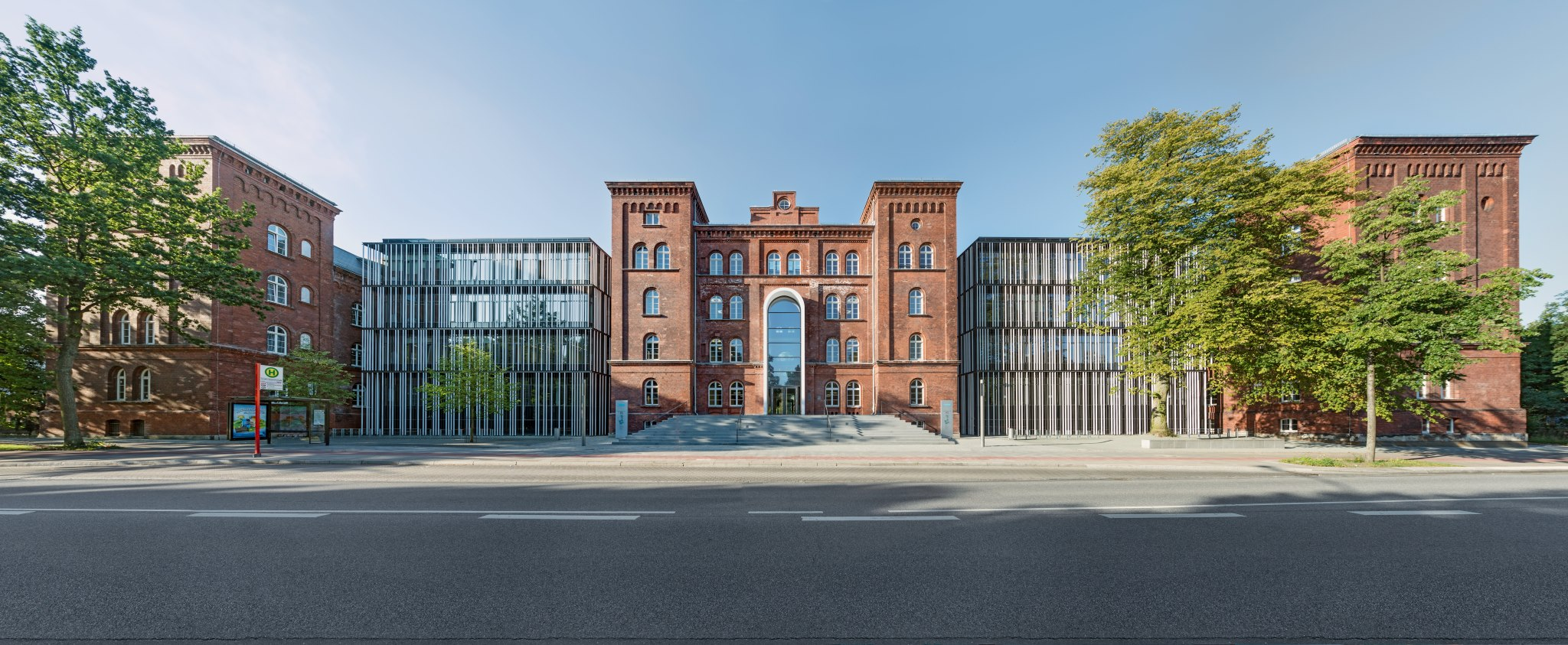Hamburg University of Technology – TUHH Campus