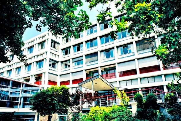 Hotelschool The Hague Campus