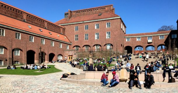 Royal Institute of Technology – KTH Campus
