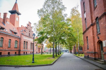 Klaipeda University Campus